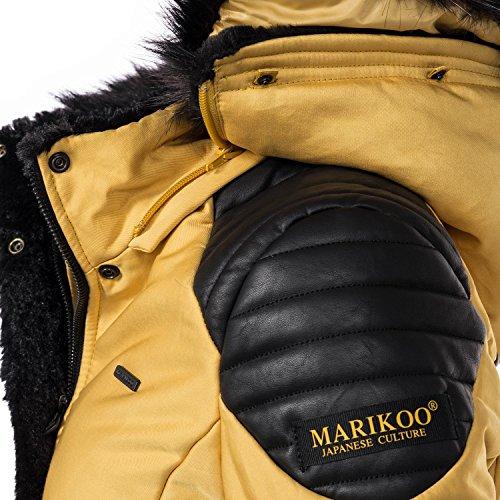 Chaqueta Gold Beige para Marikoo Mujer q4a0x7dw