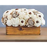 Luv My Flowers Wholesale Cedarwood Centerpiece