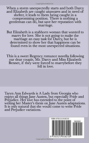 storms of love a pride and prejudice variation novella taryn ann storms of love a pride and prejudice variation novella taryn ann edwards a lady 9781521918210 com books