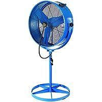 Airmaster Fan 30 Evaporative Blower Pedestal Fan, 8800CFM
