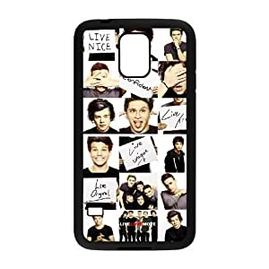 One Direction Personalized Cover Case for SamSung Galaxy S5 I9600,customized phone case ygtg-331726