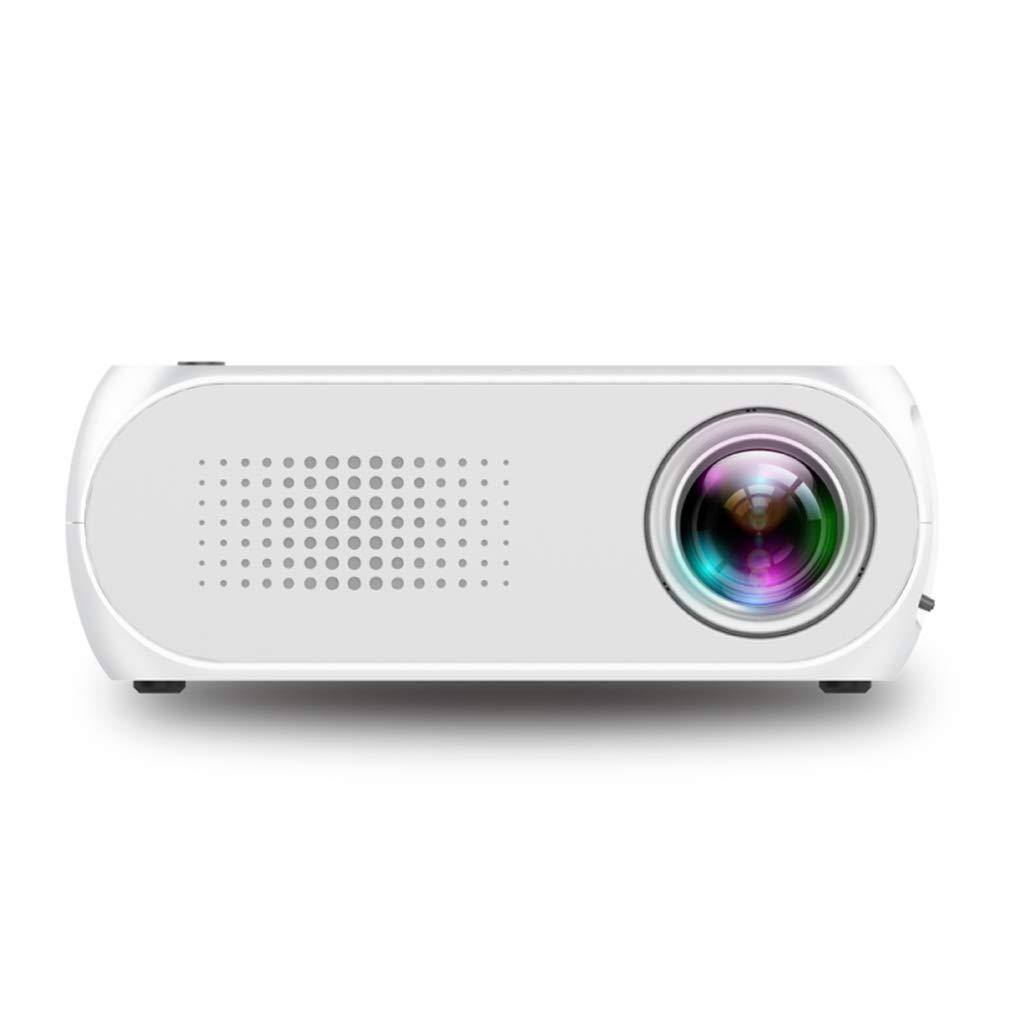 El Mini Proyector Casero, Proyector Micro Portable del LED Apoya ...