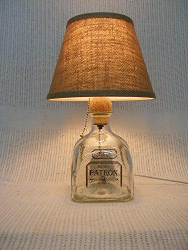 Patron Bottle Table Lamp