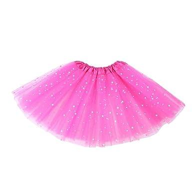 MasterStor Mini Tutu Skirt New Arrival Girl s Sparkling Stars Sequins  Princess Girl s Pettiskirt Dress-up e8fbbce0bcce