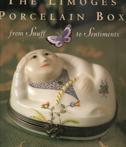 The Limoges Porcelain Box : From Snuff to Sentiments Antique Limoges Box