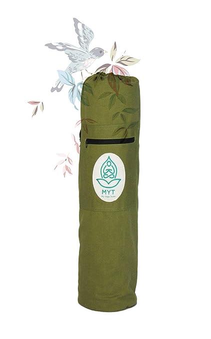 Amazon.com: MyYogaTeam - Bolsa para esterilla de yoga, de ...