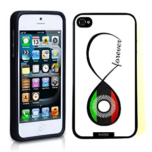 SudysAccessories Malawian Forever Malawi Flag Infinity Forever ThinShell Case Protective iPhone 5 Case iPhone 5S Case