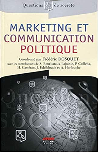 Amazon Fr Marketing Et Communication Politique Theorie