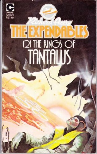 book cover of The Rings of Tantalus