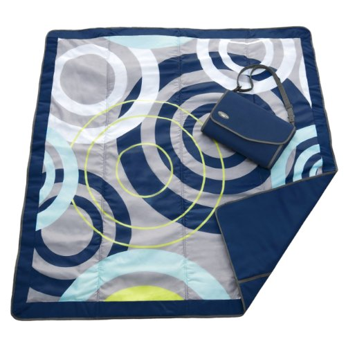 Cole Outdoor Blanket Blue Orbit product image
