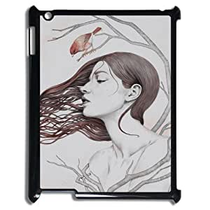 ZK-SXH - Art Printed Brand New Durable Cover Case Cover for iPad2,3,4, Art Printed Cheap Cell Phone Case