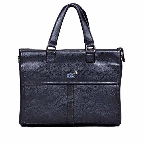 PRAGEE Exclusive Stylish Genuine PU Leather Laptop Bag