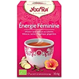 Yogi Tea Énergie Féminine 17 Sachets