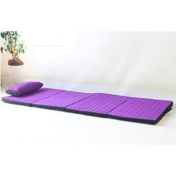 A prueba de humedad Nap Mat plegable cama Oficina Camping ...