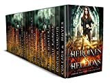 img - for Heroines & Hellions: An Urban Fantasy and Fantasy Collection book / textbook / text book