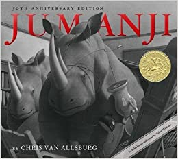 Image result for jumanji book