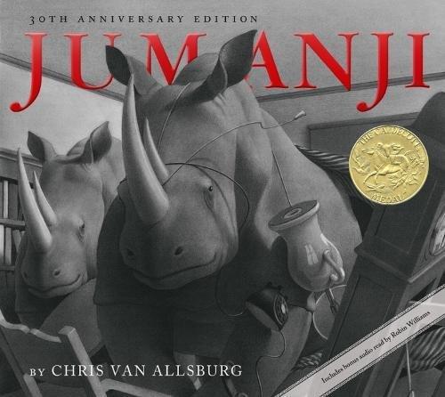 Jumanji 30th Anniversary Edition