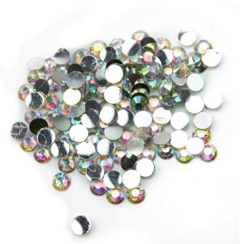 4mm Round Facet Gems - 4