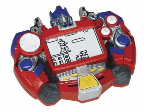 Transformers Handheld Electronic Game Hasbro 41690
