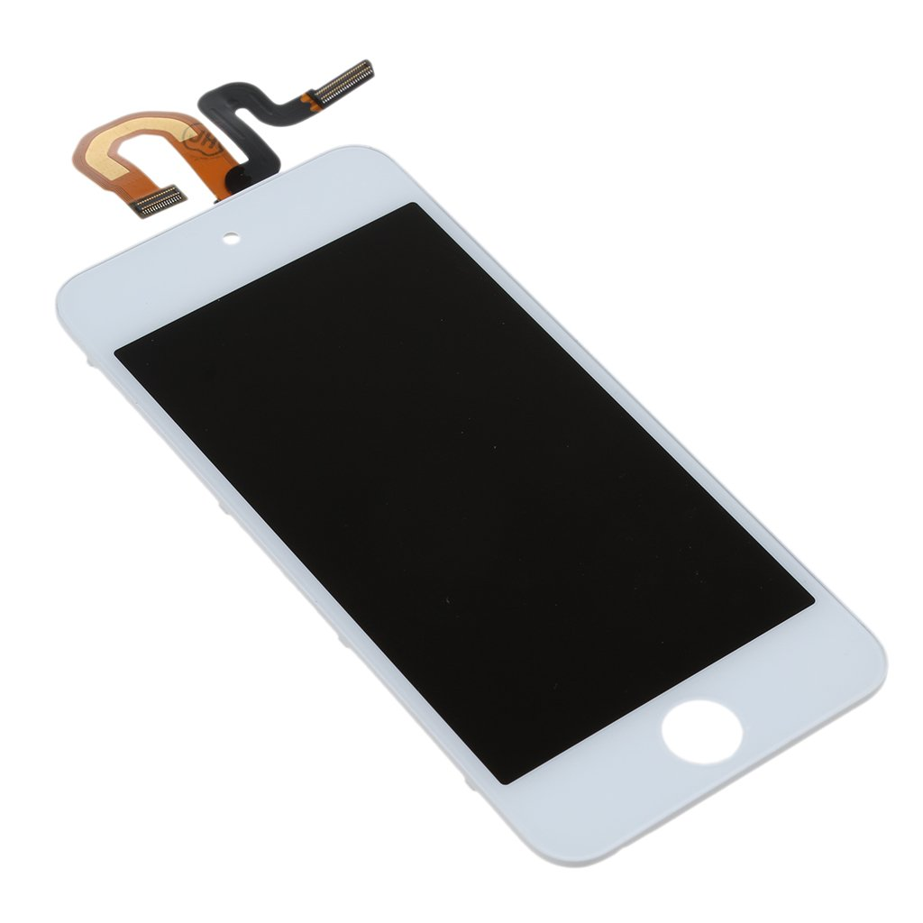 MonkeyJack NEW Digitizer Touch Screen Glass w/ LCD Display Assembly Repair Kit for iPod Touch 5 White by MonkeyJack (Image #7)