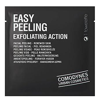 Comodynes Toallita Exfoliante En Monodosis - 8 Unidades