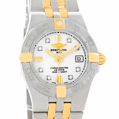 Breitling Galactic quartz womens Watch B71340 (Certified Pre-owned)