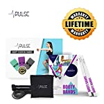 NATARIFITNESS..COM  51gSeNY4y%2BL._SS150_ Pulse Athletics Resistance Bands for Legs and Butt, 3 Nonslip Booty Bands, Exercise Bands, Glute, Thigh and Hip Training…