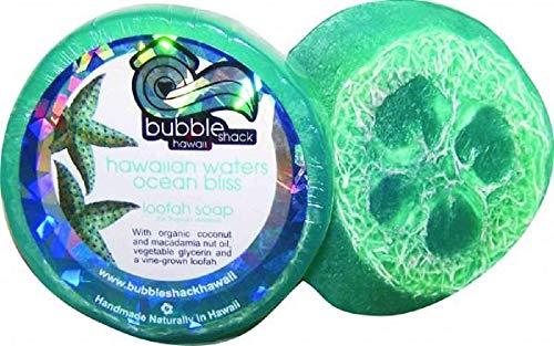 Bubble Shack Hawaii Loofah Lather Hawaiian Waters Ocean Bliss