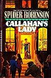 Callahan's Lady, Spider Robinson, 0441090737