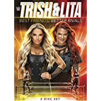 WWE: Trish and Lita: Best Friends, Better Rivals (DVD)