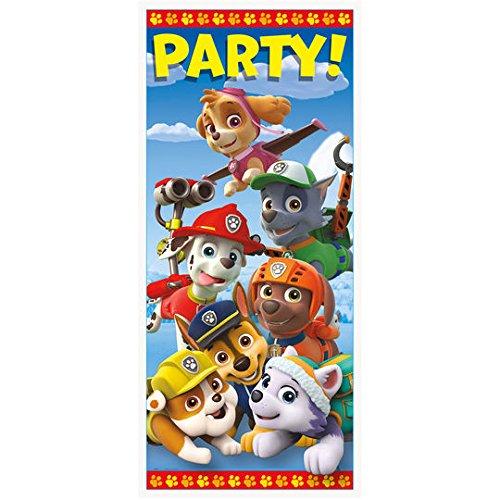 Unique Paw Patrol Party Door Poster,27