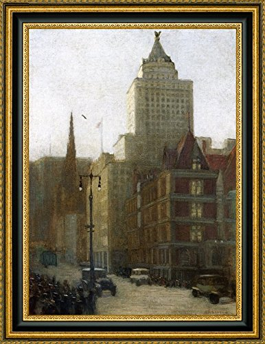 57th Street at Fifth Avenue by Aaron Harry Gorson - 17