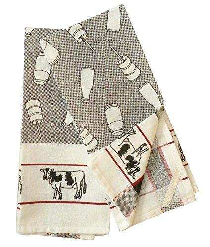 cow kitchen towels - 8