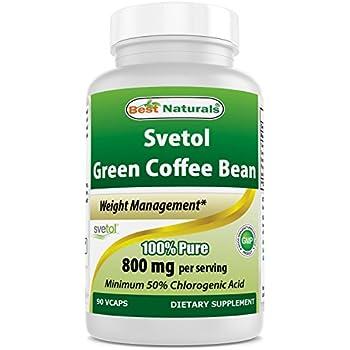 grano de café verde con picolinato de cromo