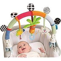Taf Toys Rainbow Arch. Baby Stroller Activity Center, Pram Activity Center