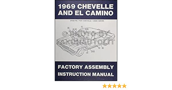 1969 chevelle wiring diagram manual reprint with malibu ss el 1997 Gsi Wiring Diagram 1969 chevelle wiring diagram manual reprint with malibu ss el camino diagram 1969 chevelle assembly manual 1997 seadoo gsi wiring diagram