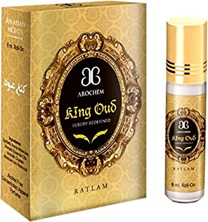 a37fc5fb6 READ Best Souvenirs Russia. Arochem King Oud Uni Oriental Attar  Concentrated Arabian Perfume Oil 6ml At Low S In India