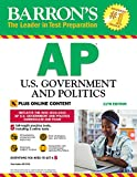 img - for Barron's AP U.S. Government and Politics, 11th Edition: With Bonus Online Tests book / textbook / text book