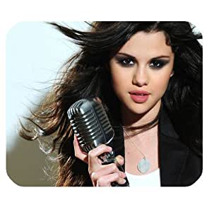 Custom Your Own Selena Gomez Famous Star Mousepad JN388