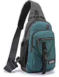 DDDH Sling Bags Crossbody Backpack,Chest Shoulder Pack Book Bag for Travel Outdoor Hiking Bike