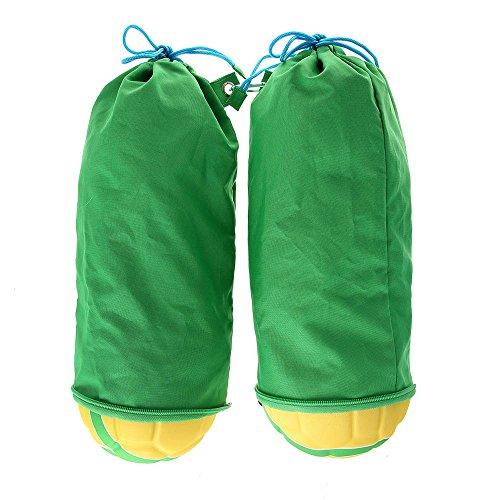 Docooler Folding Football Soccer Shape Shoes Storage Bag Sports Bag by Docooler (Image #3)