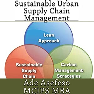 Sustainable Urban Supply Chain Management Hörbuch