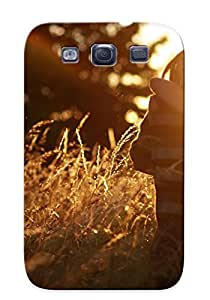 Christmas Gift - Tpu Case Cover For Galaxy S3 Strong Protect Case - Mood Girl Boy Woman Man Couple Couple Love Design