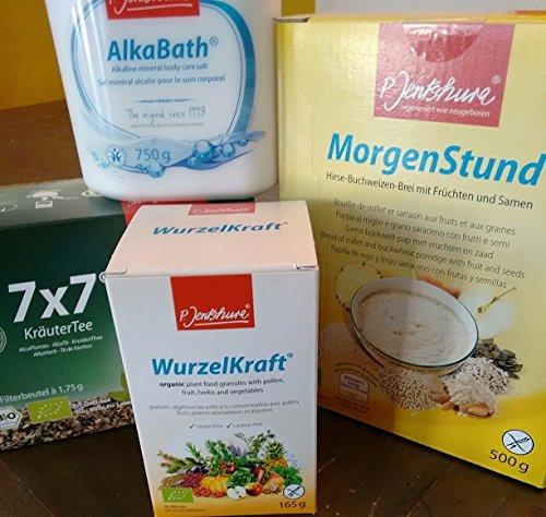 Dr. Jentschura's Alkaline Diet Vitality Starter Kit by Dr. Jentschura