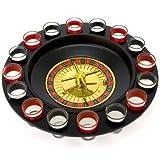 Zabrina Shot Glass Roulette - Drinking Game Set