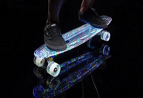 LED Lite-Up Skateboard