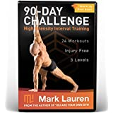 Mark Lauren 90-Day Challenge | 8 DVD Total Fitness Bodyweight Exercise Program