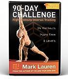 Mark Lauren 90-Day Challenge | 8 DVD Total Fitness Bodyweight Exercise Program