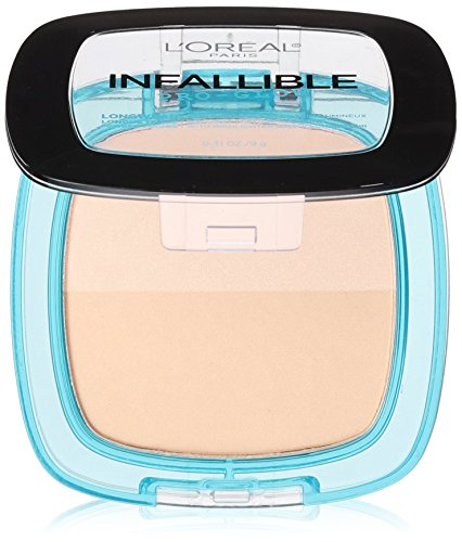 L'Oréal Paris Infallible Pro Glow Pressed Powder, Classic Ivory, 0.31 Ounce
