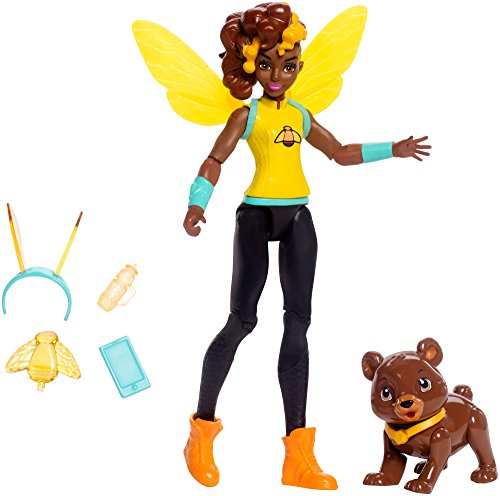 (DC Super Hero Girls Bumblebee Pet)